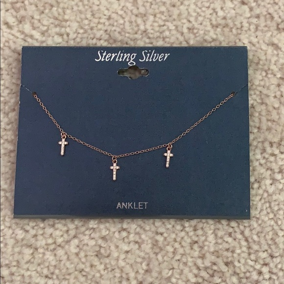 Jewelry - Sterling Silver Anklet